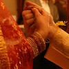Apr 05/09<br /> <br /> One of the shots from Indian style wedding I attended on saturday. The light was very poor and inspite of high iso I couldn't capture a clear picture.I took many pictures in of the wedding but I guess this picture was more beautiful and defining.