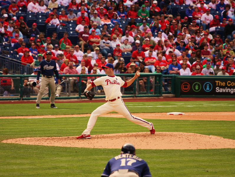 Apr 19/09<br /> <br /> Today was the day of Phillies as they won against the San Diego Padres.
