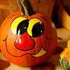 """Smiling Pumpkin""<br /> <br /> <br /> Anyone who has a continuous smile on his face conceals a toughness that is almost frightening.~Greta Garbo~"