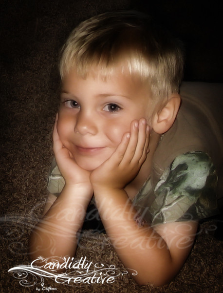 Dax a million - my grandson! He is such a sweetie pie and the apple of Grandma's eye :)