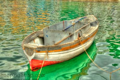 Itailian Row Boat