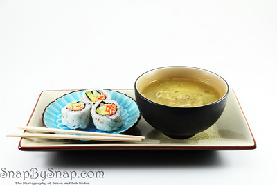 Sushi and Soup