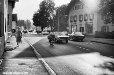 Garmisch , Germany - 1973
