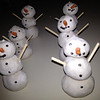 The snowmen are coming!