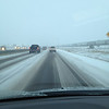 More snow on the roads, yup it's Colorado