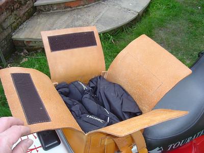 Dakar Leather Toolbag