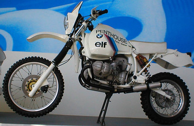 1984 Paris Dakar high