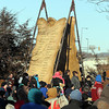 A new memorial listing the names of the 38 Dakota hanged in Mankato was commemorated during Wednesday's ceremony.