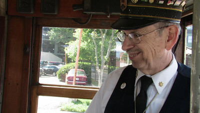 Arnie - Our Favorite Trolley Motorman