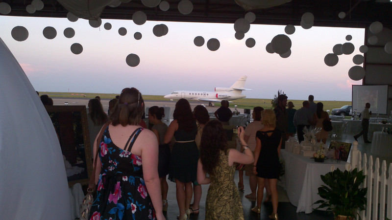 Wedding view