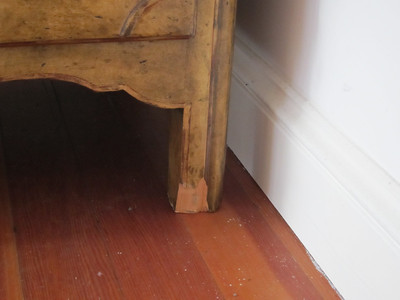 Damaged Furniture- to email or print for movers claim