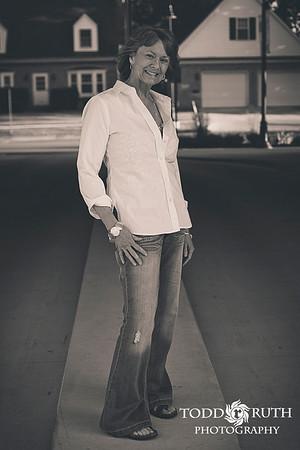 Dana Head Shots - Portraits