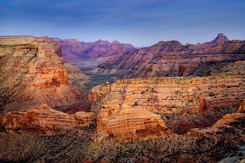 Sohm-0704-0319 v3 Utah's Grand Canyon