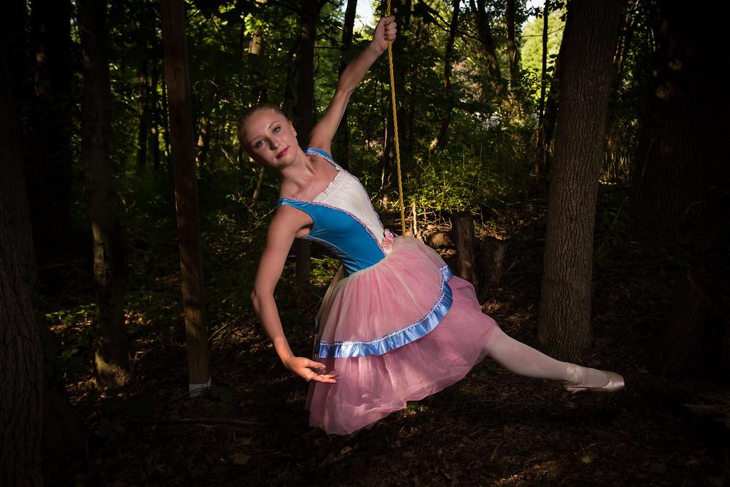 Dance Portraits for Amy