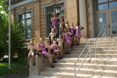 2010 Dance Company Turning Pointe