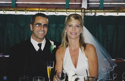 Dane' & Robert's Wedding 7-2004