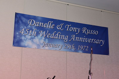 Danelle and Tony... 45th!