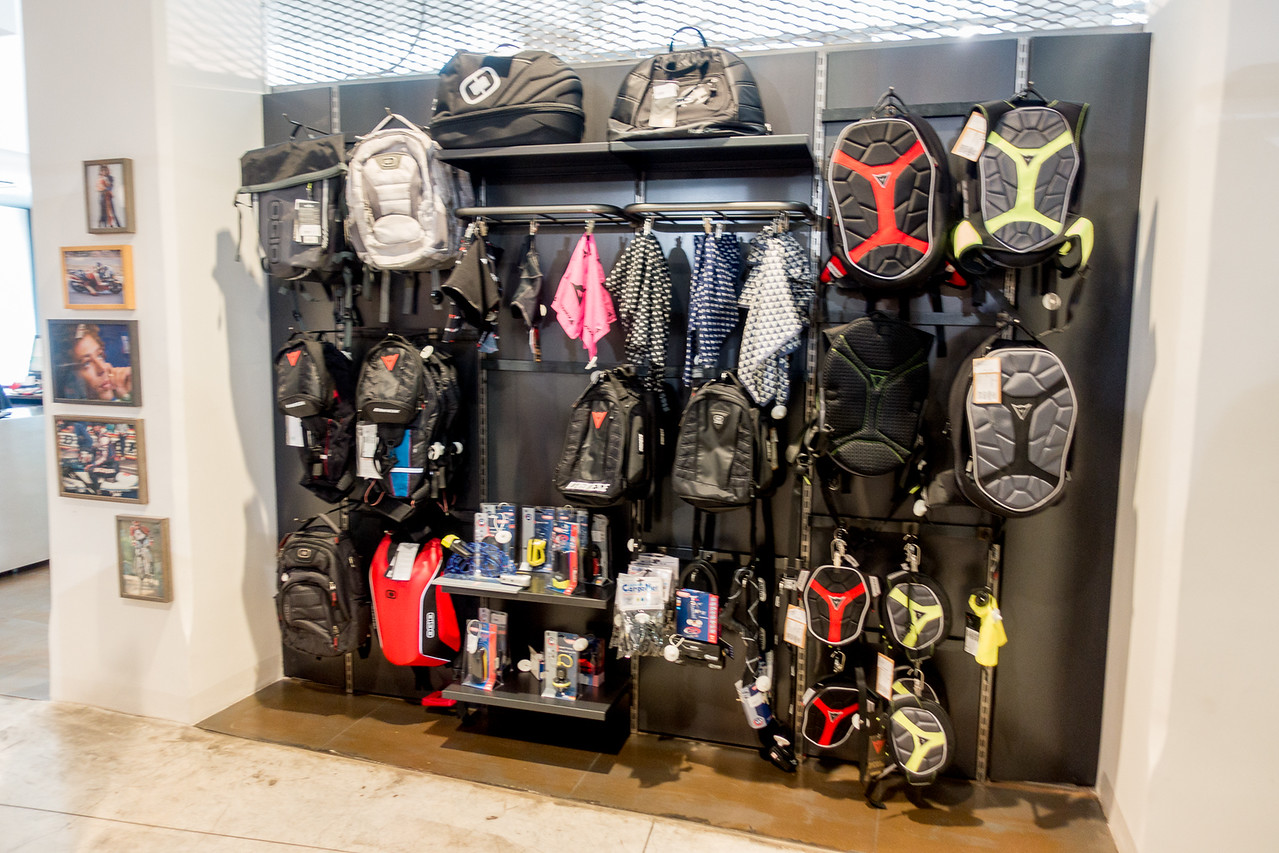 Backpacks and small accessories