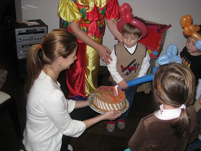 Daniel's bday party