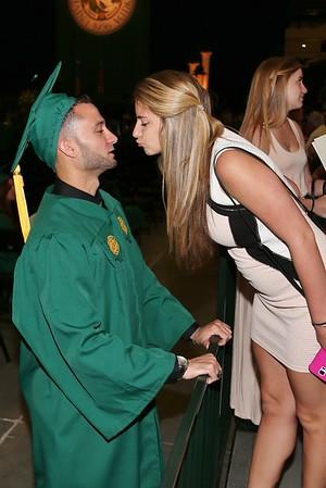 Daniel's Graduation Ceremony 5/1/2015
