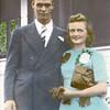 Lynn Tilman Hanson and Marjorie Mathilda Blanche Larson wedding
