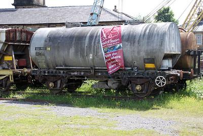 PCV 8501 at Darlington Railway Museum 24/06/12