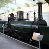 Original Locomotive 'Dearwent' No25 Built 1845 at Darlington Railway Museum 24/06/12.