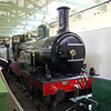 Steam NER 1463 at Darlington Railway Museum 24/06/12.