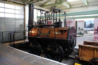 Darlington Railway Museum Stocklist.