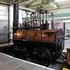 Original Locomotive 'Locomotion' Built 1825 at Darlington Railway Museum 24/06/12.