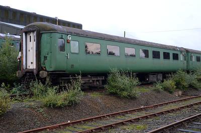 3387 MK2 FO at Meldon Quarry  28/08/15.