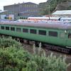 6002 MK2 TSO at Meldon Quarry  28/08/15.