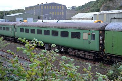 5920 MK2 TSO at Meldon Quarry  28/08/15.