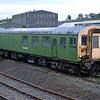 977335 Class 491 EMU DTSO at Meldon Quarry  28/08/15.