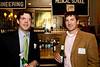 Dr. Jim Hartford M'89 and Sean Stauth '01 E'02