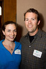 Katie Carpenter TDI'08 and Colin Carpenter E'09.
