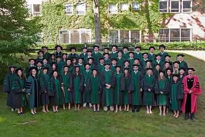 Dartmouth Medical 2012 graduation