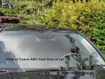 Cowon AW1 View