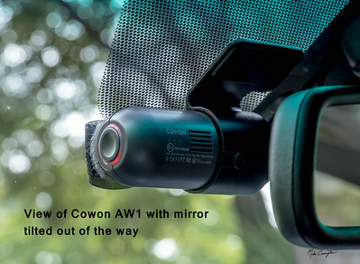 Cowon AW1 Installation