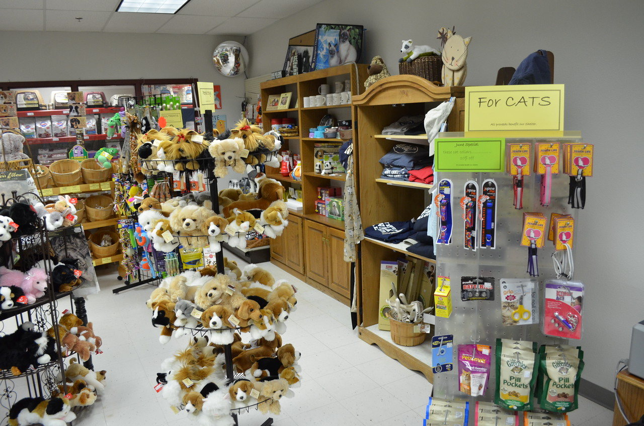 Find pet supplies for dogs and cats, pet themed gifts, decor, and apparel.