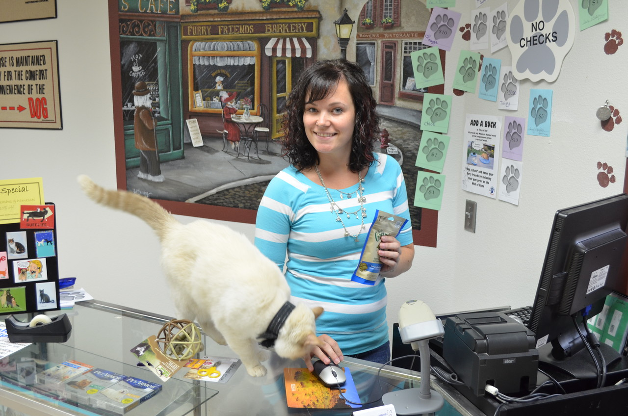 Our friendly staff can help you find the right products for your pet, or the right gifts for any occasion.