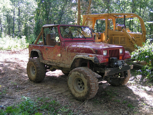 Dave's Jeep