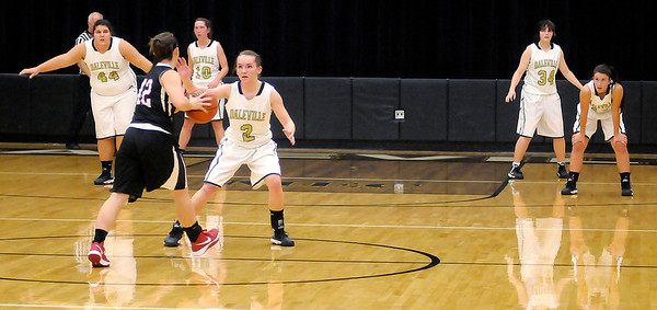 Daleville hosted Wapahani on Thursday.