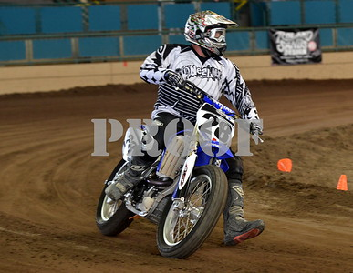 Brian Bell on 2 wheels