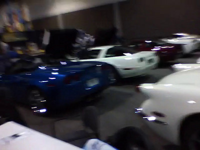 David Goes To a Car Show.
