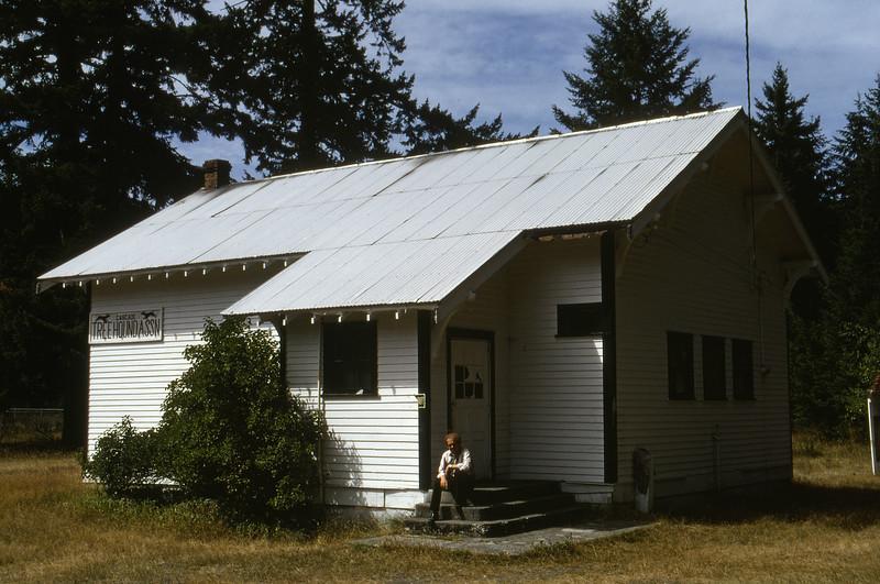Oregon & Washington August 1979