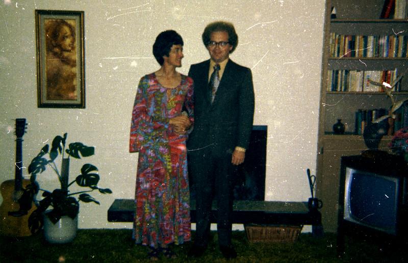 Wedding Day 1973