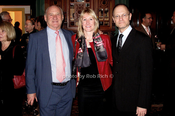 Bob Borchardt, Julie Steamer , David Hyde Pierce