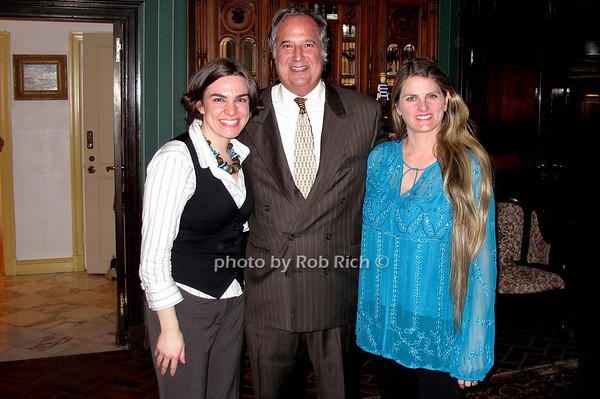 Emileena Pedigo, Stewart Lane & Bonnie Comley