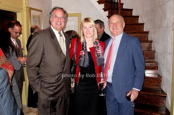 Stewart Lane, Julie Steamer & Bob Borschardt